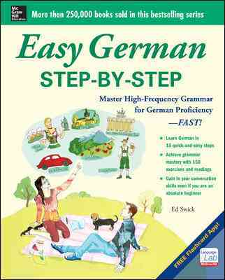Easy German By Swick, Ed